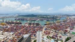 Russia port