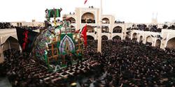Muharram rituals in Yazd