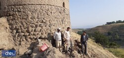 Project to restore Sassanid-era fortress started