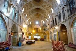 historic bazaar of Zanjan