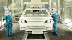 Iranian industries utilizing homegrown nanopaints