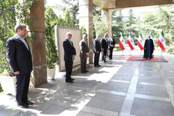 Iran's new ambassadors to six countries meet Rouhani