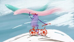 """Cycling Wind"""