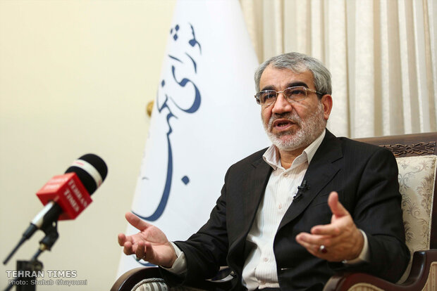 Guardian Council spokesman gives exclusive interview to Tehran Times