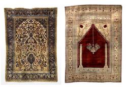 Mihrab rugs