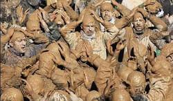 A glimpse of Muharram mourning rituals across Iran: Gelmali