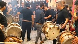 A glimpse of Muharram mourning rituals across Iran: Playing senj, damam and chest thumbing