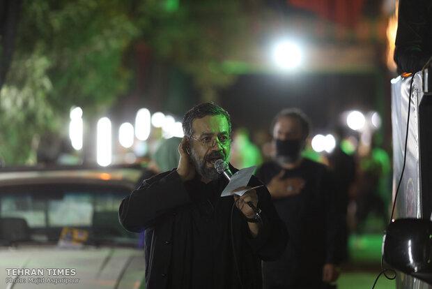 Eulogist observes symbolic social distancing in Muharram mourning