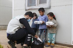 'Sympathetic Iran' to donate more 6m food packages