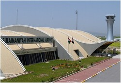 Tehran-Sulaymaniyah flights resumed after six-month halt