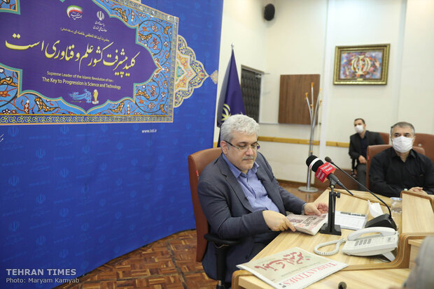 Vice president sits down with Tehran Times for exclusive interview