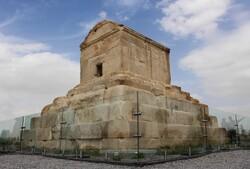 UNESCO-tagged Pasargadae