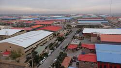 Industrial parks