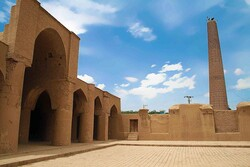 Damghan's historical structures