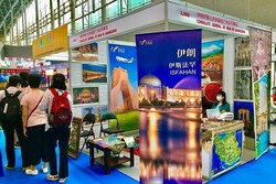 Iranian tourism, ancient civilization on show at China exhibit