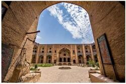 Magnificent Ganjali Khan caravanserai undergoes restoration