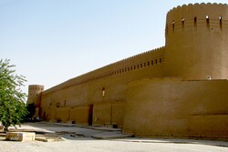 Yazd's outer ramparts, towers to be restored to former glory