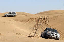 Iranian desert to play host to environment-friendly car rally