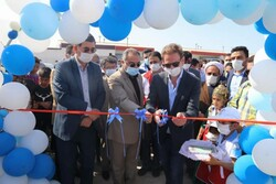 UNICEF, IRCS build playgrounds in flood-affected Golestan province