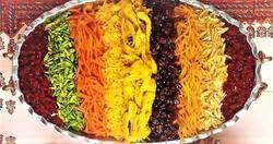Iranian cuisine: Morasa Polo