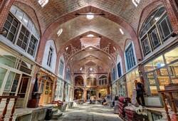UNESCO-registered bazaar of Tabriz