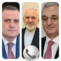 Zarif urges Azeri-Armenian talks amid clashes