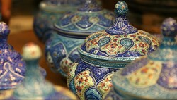 Ashgabat exhibit featuring handicrafts, tourism potentials of Iran