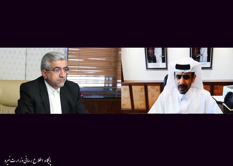 Iran, Qatar discuss joining power grids through sea