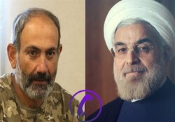 Rouhani-Armenia