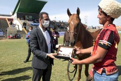 Turkmen horse festival held to promote tourism in Golestan