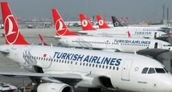Iran-Turkey flights suspended once again