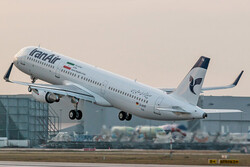 IranAir launches first Germany flight after six months