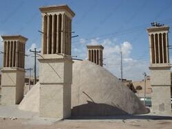 Centuries-old cistern