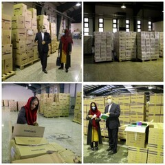 UNICEF in Iran provides anti-corona supplies for vulnerable children