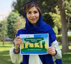 Marjan Ghanbari, Assistant FAO Representative