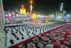 """Mourners hold """"Khotbeh Khani"""" ritual in Mashhad"""