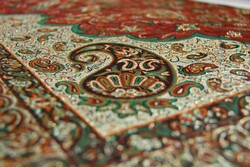 A glimpse of Persian handicrafts: Termeh