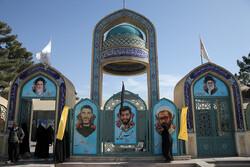 Martyr Hojaji's tomb