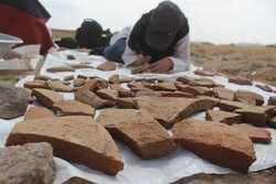 Ancient decorated potteries unearthed in eastern Iran