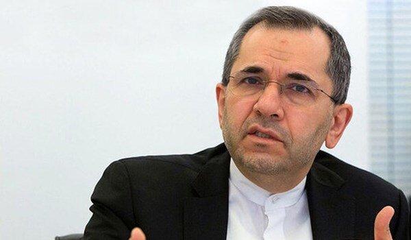 Envoy highlights Iran's ownership of three Persian Gulf islands