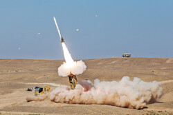 Iran launches large-scale electronic aerial drills