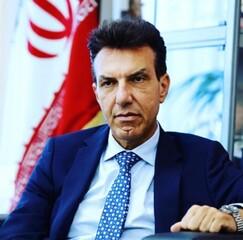 Italian Ambassador to Tehran Giuseppe Perrone