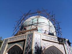 Attar's mausoleum