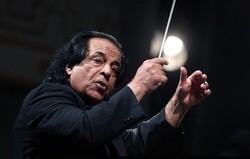 Maestro Ali Rahbari in an undated photo.