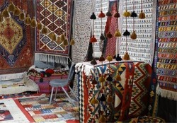 exhibition of handicrafts