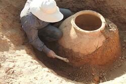 historical giant urn