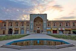 Ganjali Khan Caravanserai