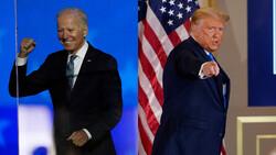 Trump - Biden