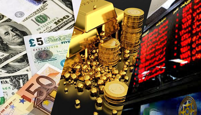 Forex Gold Coin Stock Exchange Markets In Past Week Tehran Times