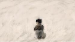 """""""Am I a Wolf?"""" by Iranian filmmaker Amir-Hushang Moin."""